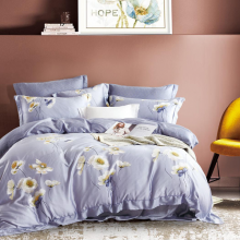 Bộ drap ga gối Lụa Tencel Modal cao cấp Maison Concept mềm mượt FLORAL TM094 (1.8m x 2m)