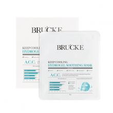 Mặt nạ dưỡng ẩm giảm nếp nhăn Brucke Keep Cooling Hydrogel Soothing Mask 25g