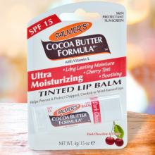 Son dưỡng môi Palmer's Cocoa Butter Formula Ultra Moisturizing Tinted Lip Balm Dark Chocolate n Cherry SPF15 - 4g