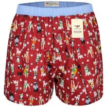 Quần đi biển nam quần đùi mặc nhà cotton thoái mái vận động qdn05-2
