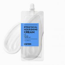 Kem dưỡng săn chắc vùng mắt và mặt SNP MINI Eye and Facial Nourishing Cream 25ml