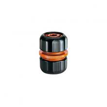 Khớp nối ống nước mềm đa năng phi 15-19mm Claber 8620-Italy
