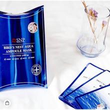 Mặt nạ dưỡng SNP Bird's Nest Aqua Ampoul Mask 25ml
