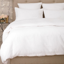 Bộ vỏ chăn ga gối 100 cotton sợi bông Julia (bộ 5 món có vỏ chăn)160x200x25-2ttbm16