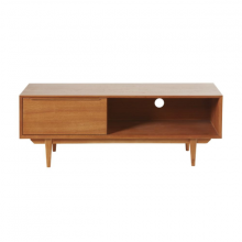Tủ tivi nhỏ Portobello gỗ tự nhiên - Cozino