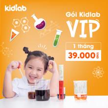 Khoá học công nghệ cho bé - Gói KID-LAB VIP 1 tháng