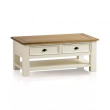 Bàn sofa Chillon gỗ sồi - cozino