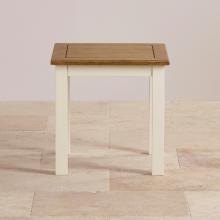 Ghế đôn bàn trang điểm Chillon  gỗ sồi - cozino