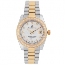 Đồng hồ nữ Chính Hãng Royal Crown 8703-SS-RG (dây thép vỏ vàng)