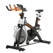 Xe đạp tập thể dục AGURI AGS - 202N trẻ trung, bánh đà 18Kg, trọng tải 180Kg