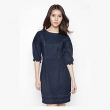 Đầm denim phong cách - HK 313
