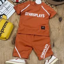 Bộ thun ngắn tay Starplay đơn giản cho bé trai BTN11 nhiều màu