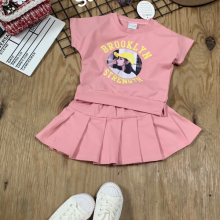 Set chân váy đắp hình xinh yêu cho bé BT03