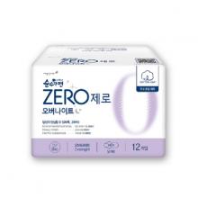 Băng vệ sinh Hàn Quốc Kleannara  Zero Overnight 33cm Gói 7 miếng