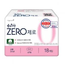 Băng vệ sinh Hàn Quốc Kleannara Zero 23cm Gói 18 miếng