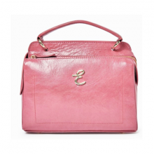 Túi xách tay nữ Edison Michael 8013 hồng
