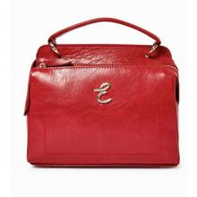 Túi xách shoulder da dê cao cấp hiệu Edison Michael 8013 đỏ