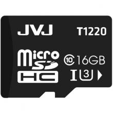 Thẻ nhớ 16G Class 10 JVJ U3 tốc độ cao - Chuyên dụng cho camera
