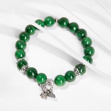 Vòng tay đá thiên nhiên charm ong - Ngọc Quý Gemstones