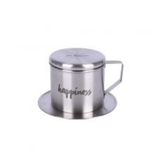 Phin café Sa Maison Happiness, chất liệu inox 304