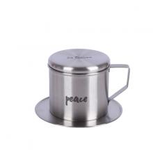 Phin café Sa Maison Peace, chất liệu inox 304