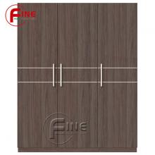 Tủ Quần Áo FINE FT007 Kích thước 1m2, Gỗ MFC ngoại nhập, thiết kế hiện đại