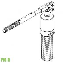 PM08R Xylanh thủy lực tích hợp bơm dùng cho cảo thủy lực Powerram