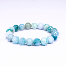 Vòng tay đá cẩm thạch phì thúy - Ngọc Quý Gemstones