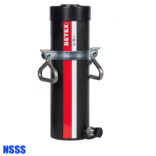 8230154 Kích thủy lực 15 tấn BETEX NSSS 154, 1 chiều, hồi bằng lò xo, hành trình 102.5mm