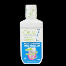 Nước súc miệng giữ ẩm Oral7 Moisturising Mouthwash 250ml - Nhập khẩu từ Anh Quốc