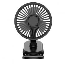 Quạt kẹp bàn cao cấp Calibra, tích điện, sử dụng liên tục 3-10 giờ