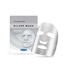 Mặt nạ bạc nano dưỡng trắng da MILATTE Silver Mask Brightening