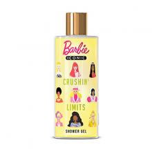 Sữa tắm cho bé Barbie Tự Tin Tỏa Sáng BARBIE Iconic Crushin Limits Shower Gel 300ml