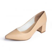 Giày cao gót Erosska thời trang mũi nhọn kiểu dáng cơ bản cao 5cm EP011