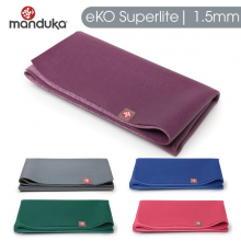 Thảm yoga du lịch Manduka – eKO SuperLite 1.5mm