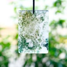 Mặt dây chuyền băng ngọc thủy tảo bản vuông 51x36mm mẫu 2 - Ngọc Quý Gemstones