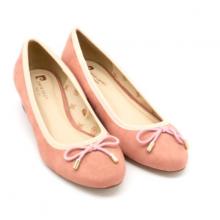 Giày búp bê Pierre Cardin PCWFWSC088PIN màu hồng