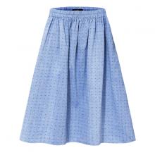Chân váy nữ The Cosmo Audrey Skirt màu xanh TC2006046BL