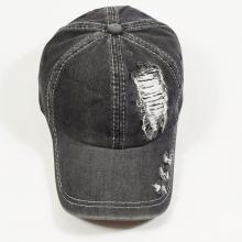 Nón kết, mũ lưỡi trai kaki jeans rách NON0257