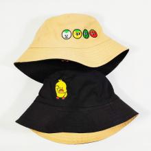 Nón, mũ bucket 2 mặt vịt con siêu cute NON0420