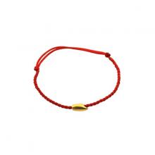 Vòng charm phong thủy vàng 24K hạt gạo DOJI CB60117