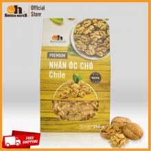 Nhân óc chó Chile Smile Nuts hộp 286g - Chilean Walnut Kernel 286g