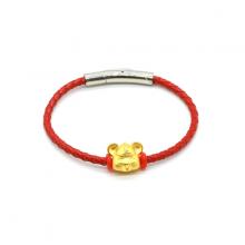 Vòng charm phong thủy kim tý vàng 24K DOJI CB60108