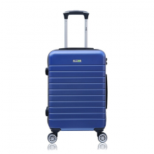 Vali nhựa kéo Trip PC911 Size 50cm 20 inch xanh dương