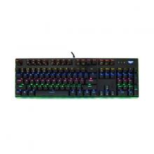 Bàn phím cơ có dây Gaming Newmen GM550 Quang cơ LK3.0 Led RGB chống nước chống bụi IP55