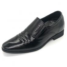 Giày công sở nam Lucacy da thật tăng chiều cao 6cm N1621CM