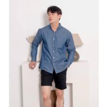 Quần shorts nam The Cosmo Eddy Shorts màu đen TC1025020R1BA