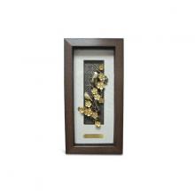 Kim Mai Thuận Hòa - Quà tặng mỹ nghệ Kim Bảo Phúc mạ vàng 24K DOJI JF-CF-370SV