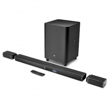 Soundbar JBL Bar 5.1 CH 4K ULTRA HD 510W