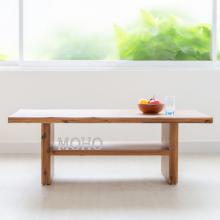 Bàn sofa, bàn cafe, bàn trà gỗ tràm MOHO LAMEY